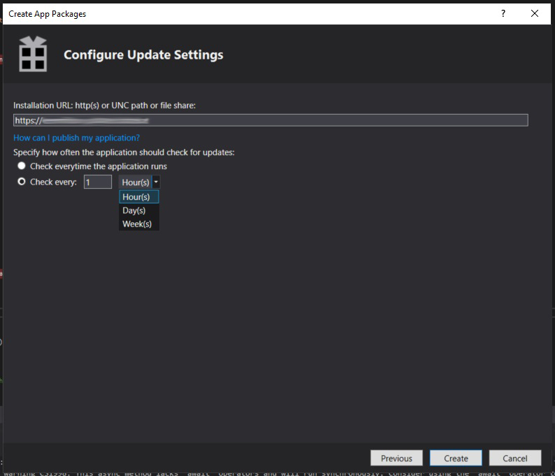 Visual Studio - auto-updates enabled