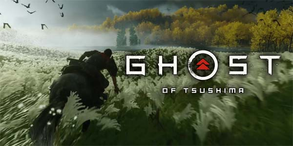 Ghost of Tsushima - title