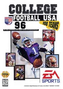EA Sports College Football 96