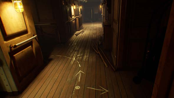 Layers Of Fear 2 - director's instructions