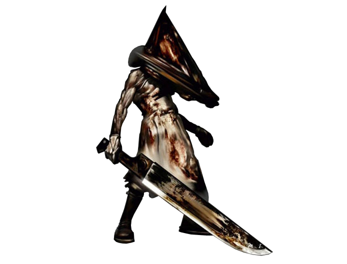 pyramid head how tall