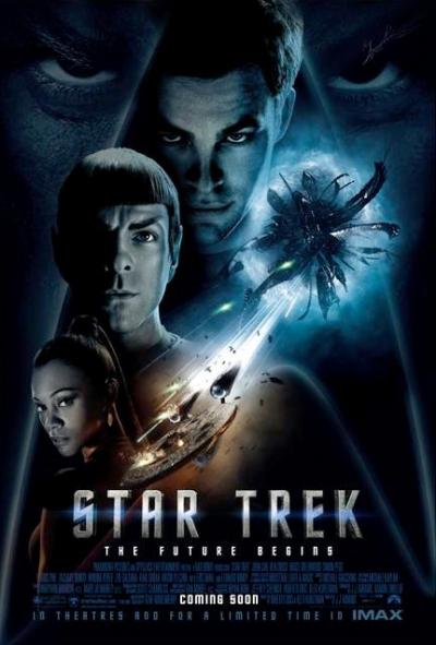 Movie Posters Star Trek Star Trek 2009 Movie Poster