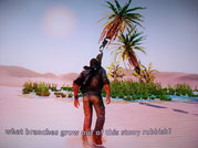 Uncharted 3 - chapter 18 Drake sees a mirage