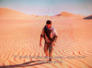 Uncharted 3 - chapter 18 Drake is thirsty
