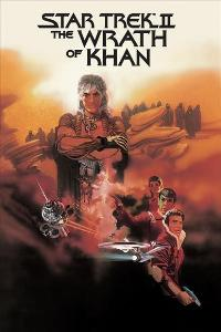 Wrath of Khan movie poster