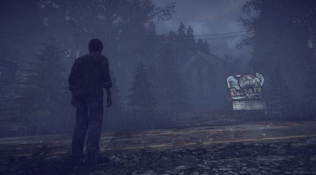 Silent Hill Downpour screen 1