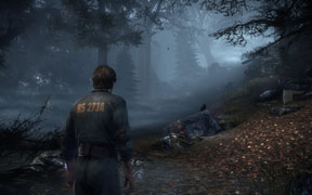 Silent Hill Downpour screen 7
