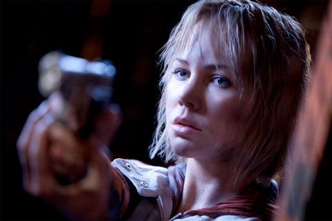 Adelaide Clemens as Heather Mason (Silent Hill Revelation 3D)