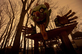 Silent Hill Revelation 3D Amusement Park photo