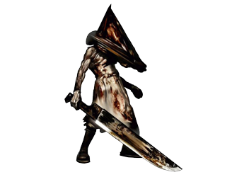 Pyramid Head concept art