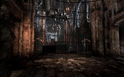 Silent Hill Downpour - Gamescom 2011 screenshot, church interior