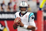 Cam Newton breaks Manning's rookie record