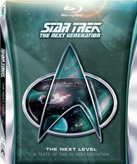 Star Trek: The Next Generation - The Next Level HD sample disc