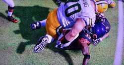 Madden NFL 13 - unnatural contortion
