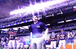 Madden 13 - J Grade on the sideline