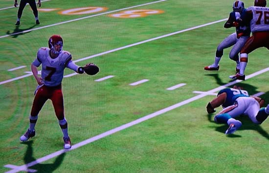 Madden NFL 13 - shovel pass
