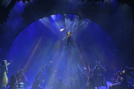 Wicked - Elphaba 'Defying Gravity'