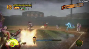 Lollipop Chainsaw - Zombie Baseball