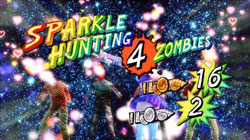 Lollipop Chainsaw - sparkle hunting