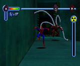 Spider-Man (PS1): Monster Ock