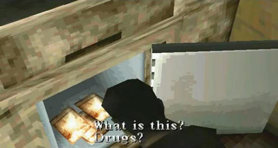 Silent Hill - drugs