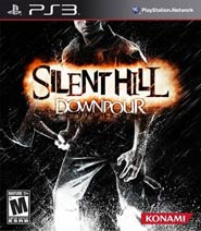 Silent Hill Downpour box art