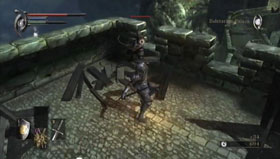 Demon's Souls - defensless snipers