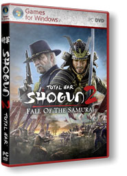 Total War - Shogun 2: Fall of the Samurai box art