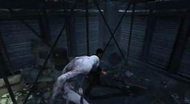 Silent Hill Downpour -dropping weapons during combat