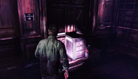Silent HIll Downpour - blocked doorway