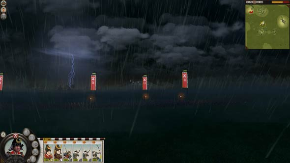 Shogun 2 - weather effects