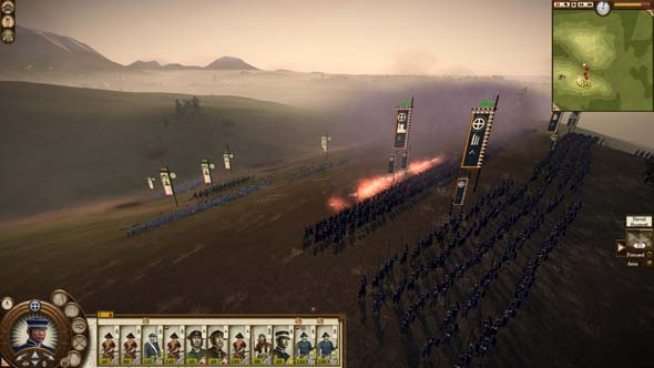 Shogun 2 Fall of the Samurai - rifles and spears