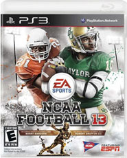 NCAA Football 13 - box art