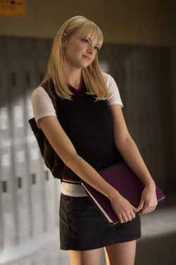 Amazing Spider-Man movie - Emma Stone as Gwen Stacy