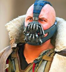 Dark Knight Rises - Bane's mask