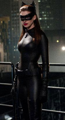 Dark Knight Rises - Catwoman
