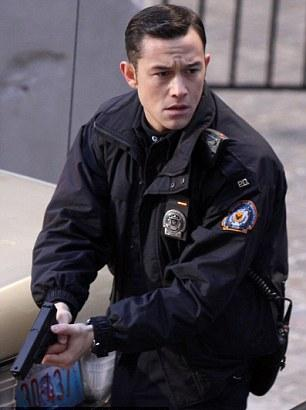 Dark Knight Rises - Joseph Gordon-Levitt