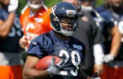 Chicago Bears - FA RB Micheal Bush in mini camp