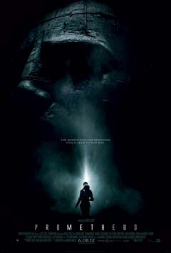 Prometheus promotional poster