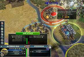 Civilization V Gods & Kings - Hunnic Battering Ram