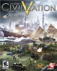 Civilization V cover art