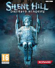 Silent Hill: Shattered Memories cover art
