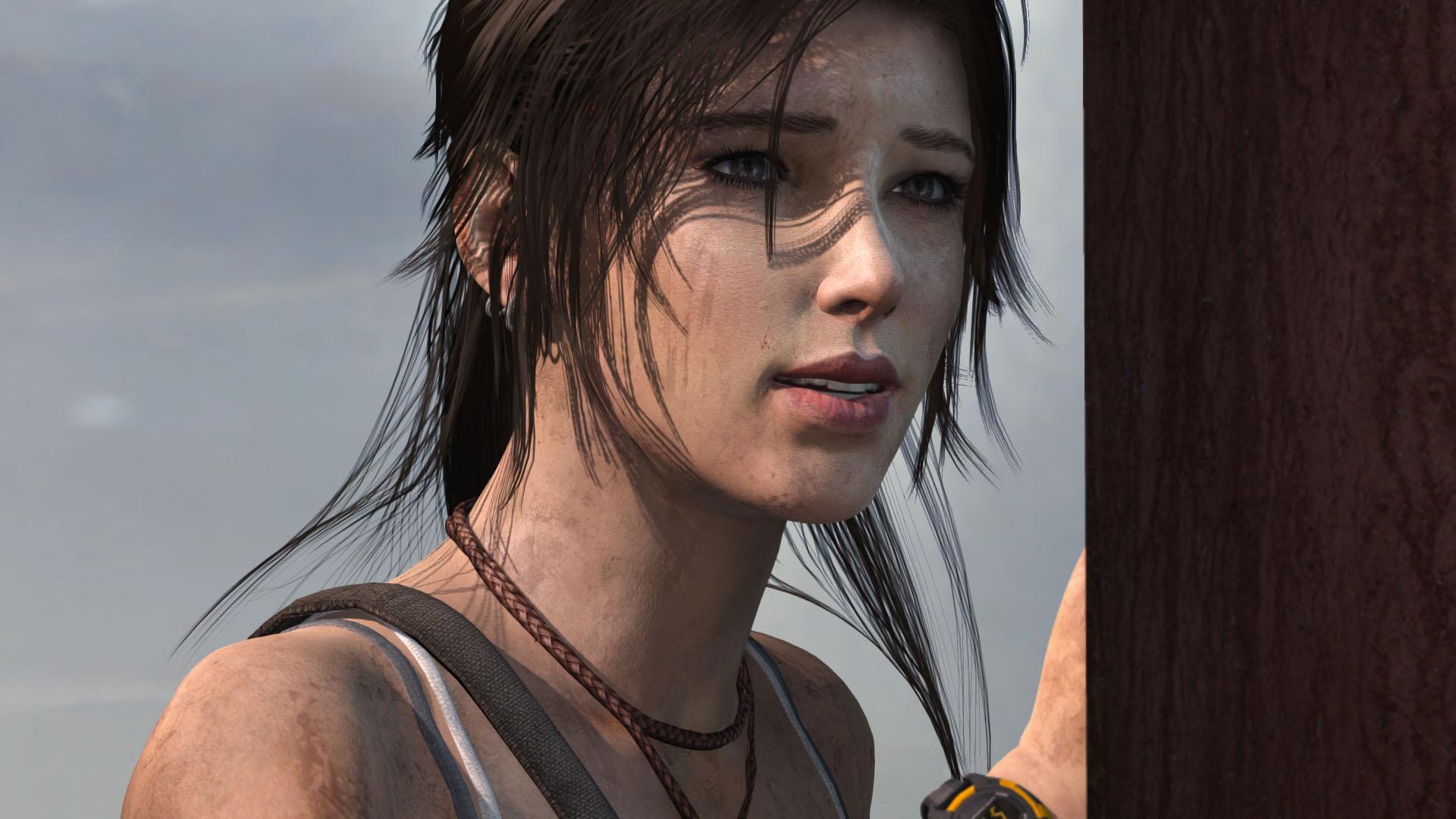 Lara croft hair nude films