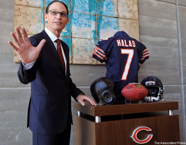 Marc Trestman hired as Chicago Bears' head coach