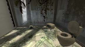 Portal 2 - Enrichment Center deterioration
