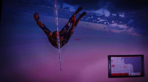 Amazing Spider-Man game - glitch