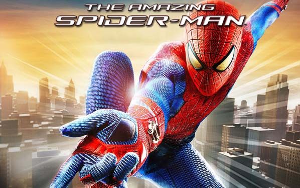 Amazing Spider-Man game banner