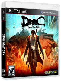 DmC (Devil May Cry) boxart