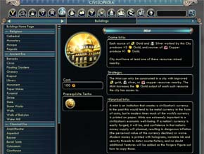 Civ V mod - Mint improves Copper
