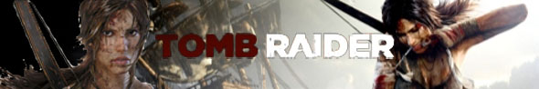 Tomb Raider (2013) game banner